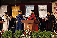 Photo: Honorary Degree