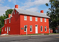 Photo: Levi Coffin House