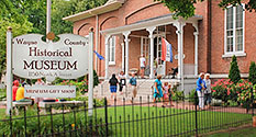 Photo: Wayne County Historical Museum