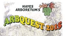 Graphic: ArbQuest at Hayes Arboretum