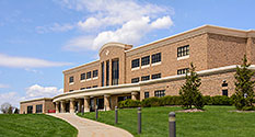 Ivy Tech Richmond's Johnson Hall