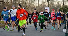 Photo: Start at the 2015 Rosemary Weigel Frostbite 5k