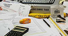 Photo: income-tax-calculation-calculate by Stevepb