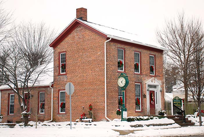 Clay Township Museum & Library