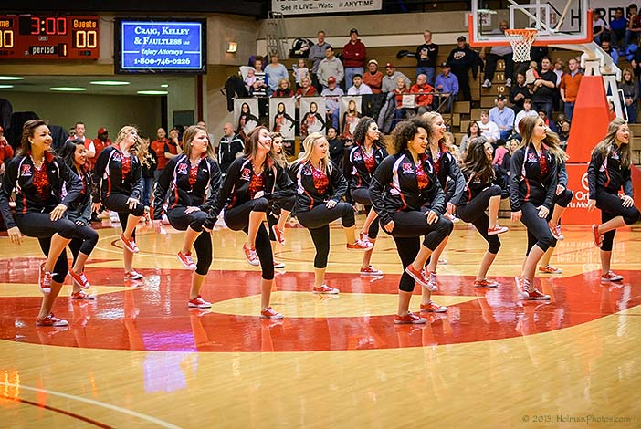 Devilettes Perform at RHS