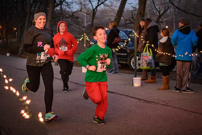 Rosemary Weigel Frostbite 5K