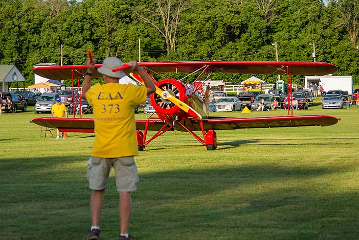 Hagerstown Fly-In Set for Tuesday