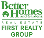 Logo: Better Homes & Gardens Real Estate | First Richmond Group