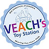Logo: Veach's Toy Station