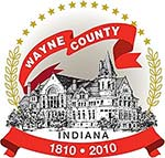 Logo: Wayne County Government Courthouse Bicentennial