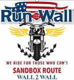 Logo: Run for the Wall