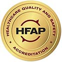 Supplied Graphic: HFAP Seal