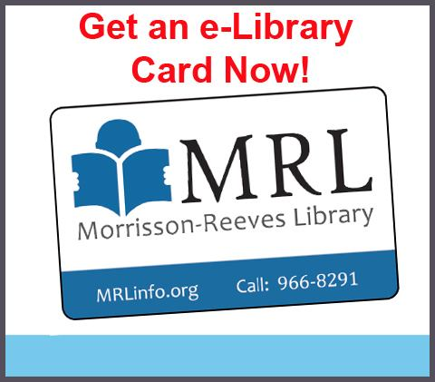 Graphic: Get a Library Card