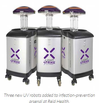 Supplied Photo: UV Robots