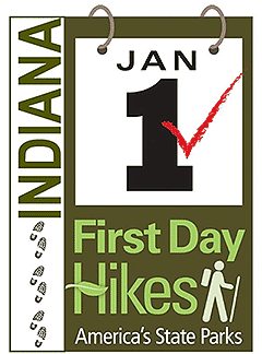 Supplied Graphic:  1st Day Hike