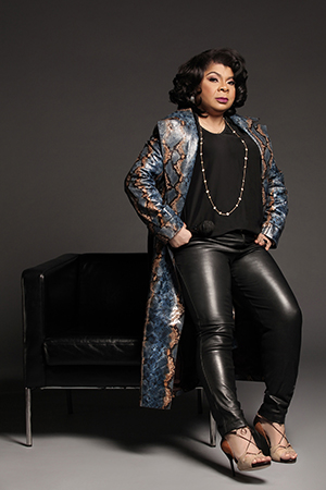 Supplied Photo: April Ryan